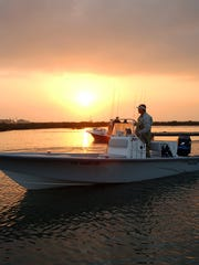 The latter months of each year are the best times to catch big redfish on the Texas Gulf Coast.