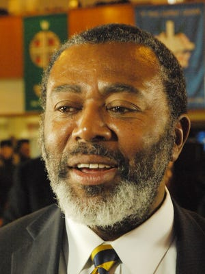 James Harris of the Montclair NAACP chapter will be the guest speaker at the Rising Mt. Zion Baptist Church Black History Month service on Feb. 26.