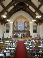 The Wausau Lyric Choir.