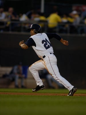 Elliot Ayala finished his Patriots career with a .278 average, 506 hits, 80 doubles, 17 triples, and 208 RBI in 662 games from 2006 through 2011.