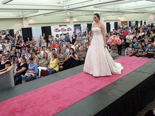 Got the ring? Now, find your dress, vendors, photographers and more at the Wedding Fair from noon to 5 p.m. Sunday at American Bank Center. There will be more than 100 exhibitor booths, door prizes, cake sampling and honeymoon giveaways at the show. For more information, visit www.americanbankcenter.com.