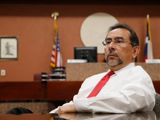 County Criminal Court at Law 2 Judge Robert Anchondo discusses the El Paso DWI Drug Court Intervention and Treatment Program he presides over.