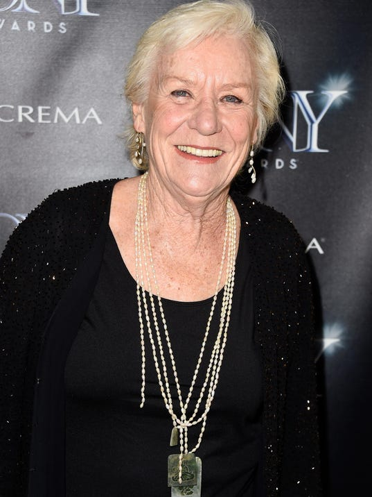 FILE: Actress Barbara Tarbuck Dies At 74