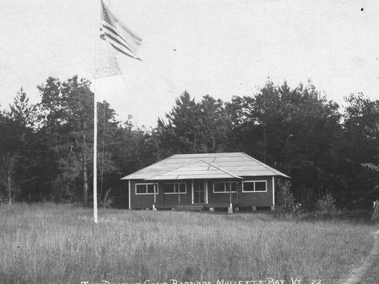 The Rompus Camp Barnard 1917 001