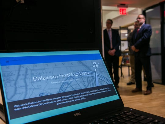 Gov. John Carney signs Executive Order 18 expanding the Delaware Open Data Council to include members from all Executive Branch agencies to promote data sharing.