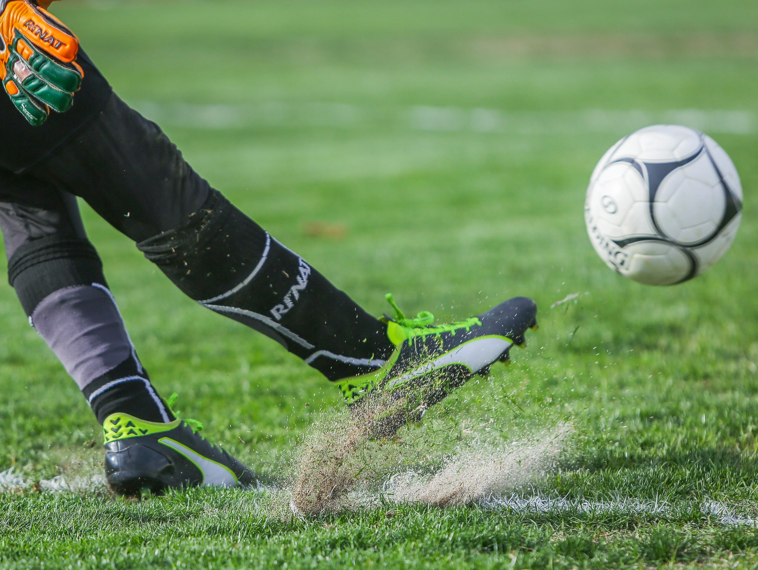 It's playoff time for high school soccer.