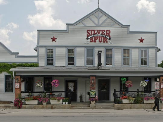 Silver Spur in Elm Grove is worth a drive to get some great 'cue.
