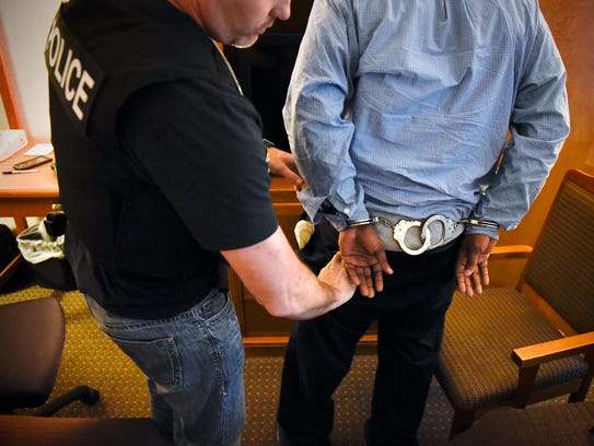 A Central Minnesota Sex Trafficking Task Force officer