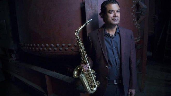 "Alto saxophonist Rudresh Mahanthappa leads his ""Bird Calls"" quintet at 5:45 p.m. Saturday at the Waterfront Stage at the 2015 Detroit Jazz Festival. He also appears with Joanne Brackeen on Monday."