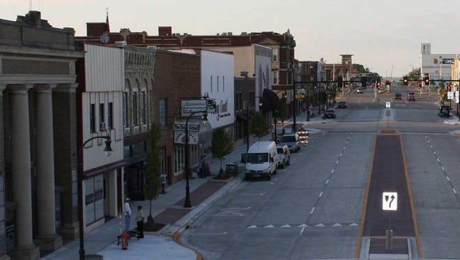 Downtown Marshfield is the site of this weekend's Summer Kickoff Block Party, offering fun for the whole family.