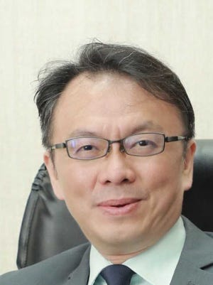 David Kuan-Chou Chien is the director general at the Taipei Economic and Cultural Office in Miami,