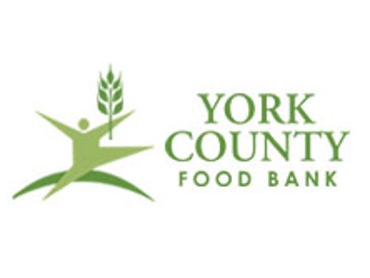 York County Food Bank logo