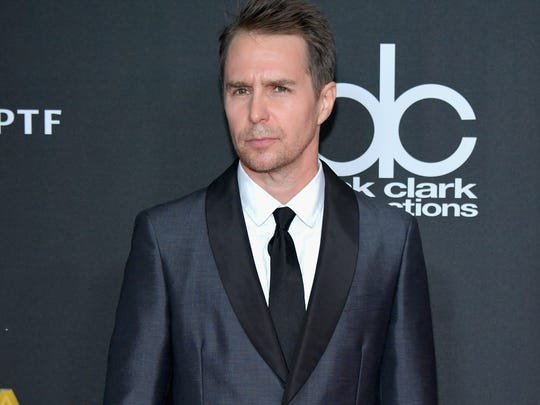 Sam Rockwell attends the 21st Annual Hollywood Film
