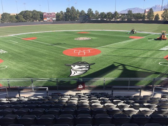 New Mexico State opens the 2016 baseball season next