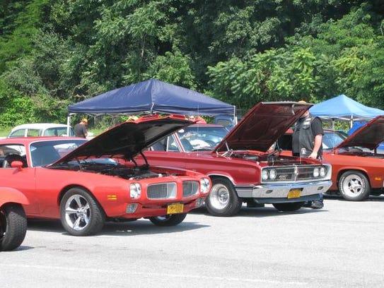 Kelly car show