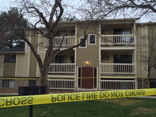 Officer Suspect Id 39 D In Fort Collins Shooting