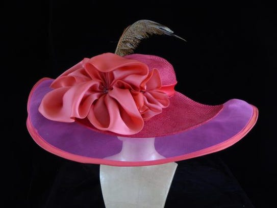 Dress for Success, Gals and Guys Hats & Ties. Saturday,