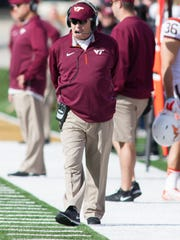 The struggles continue for Virginia Tech and head coach