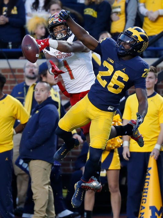 Michigan players in NFL draft