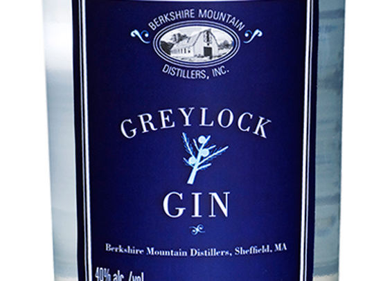 Greylock Gin is made in the Berkshire Mountains.