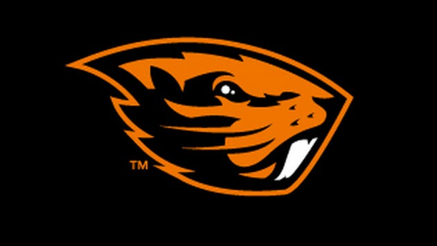 Oregon State University logo.