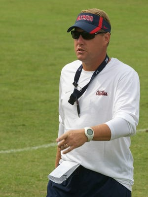 Ole Miss' Hugh Freeze had to have a conversation with Georgia coach Mark Richt towards the end of last season's recruiting cycle, a signee said.