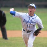 Highlands senior Mitchell Jones got the win as the Bluebirds posted their fifth straight shutout.