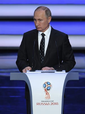 It's naive to think Vladimir Putin has been defeated by the IOC after Russia was banned from the Winter Olympics.