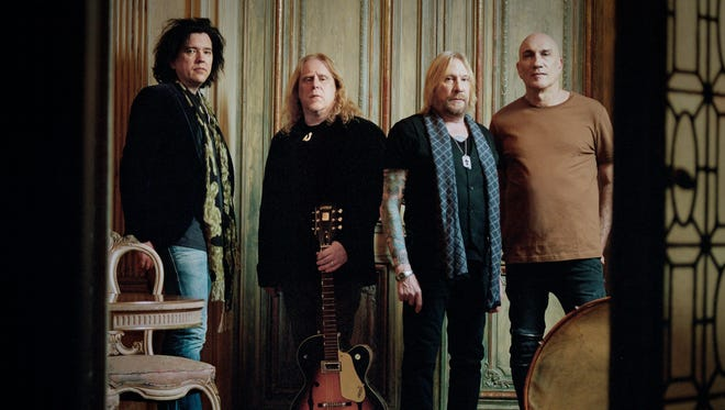Gov't Mule plays PNC Pavilion at Riverbend Thursday, Aug. 24.