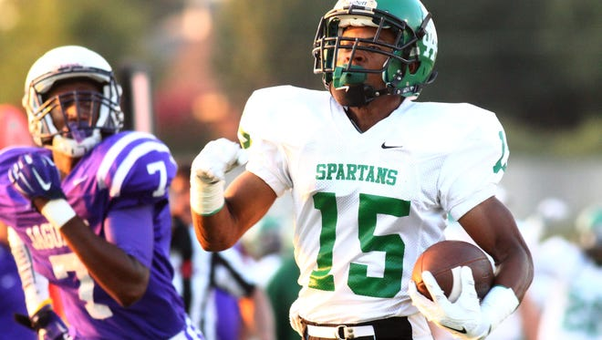 The last few days have already been eventful for White Station senior Roland Williams. Friday, he looks to play a big role as the Spartans take on Cordova.
