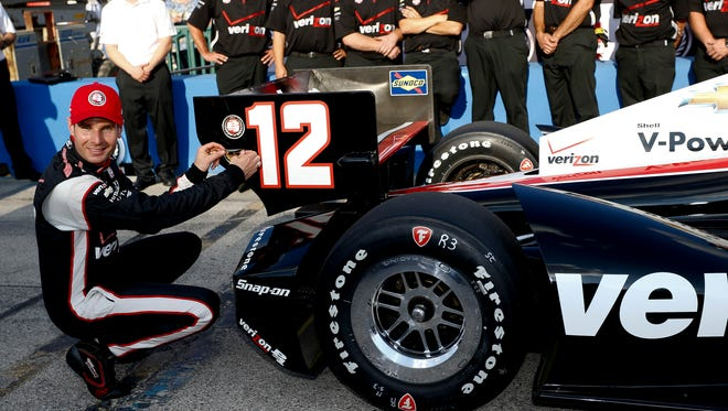 IndyCar points leader Will Power won from the pole Sunday at the Milwaukee Mile.