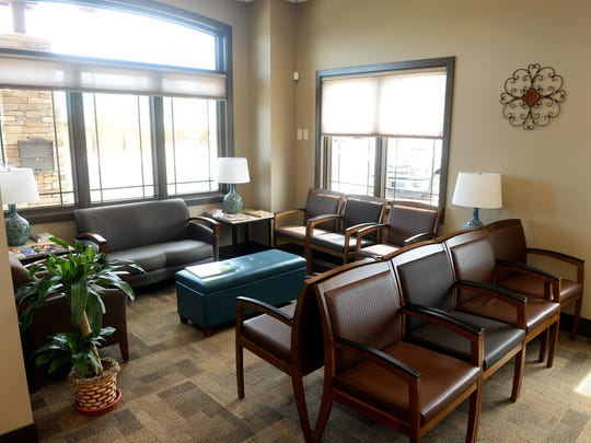 Elkin Family Dentistry practice at 2500 Bobcat Way is designed for efficiency and patient comfort.