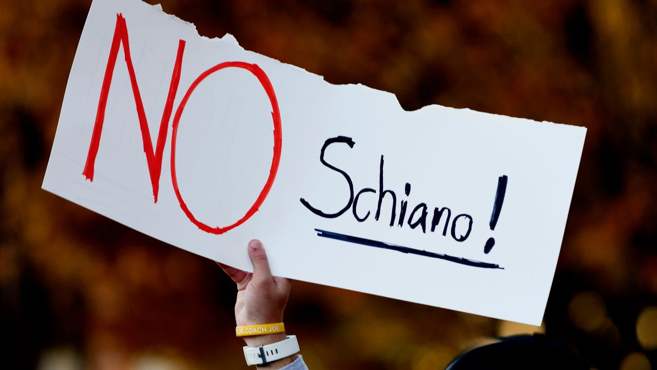 Amid public outcry and protest, Tennessee backed out of a deal to hire Greg Schiano as its new football coach.