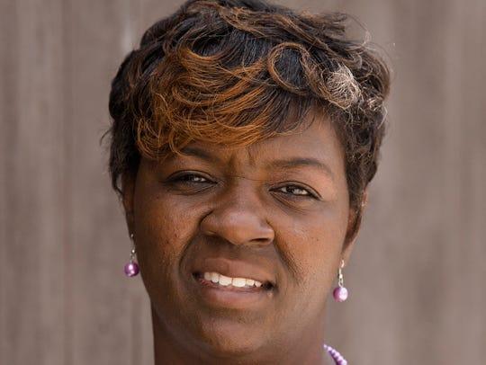 Tashina Morris, 40, Montgomery, Alabama
