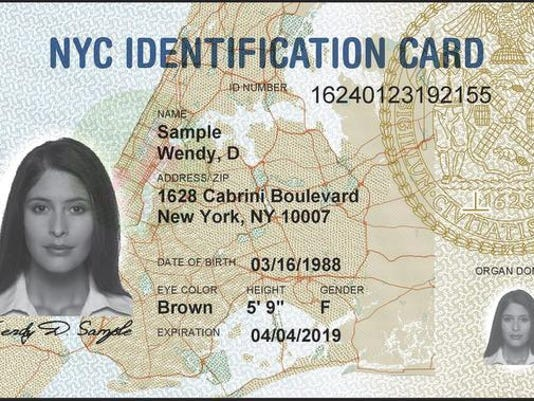 Immigrants ID Cards