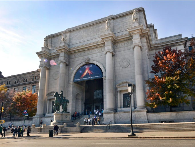 Guided Tour Of American Museum Of Natural History