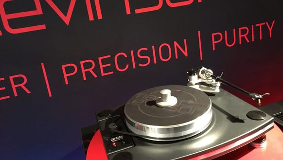 The Mark Levinson No. 515 turntable starts at $10,000.