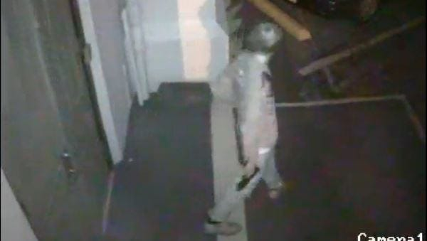 A surveillance video shows Dylann Roof leaving Emanuel African Methodist Episcopal Church holding a Glock handgun, according to officials. Roof, in a confession videotape, said he was surprised police had not arrived, given the number of shots fired.