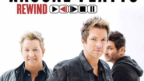 """Rascal Flatts visits Phoenix on Aug. 15, following the release of their newest album,""""Rewind."""""""