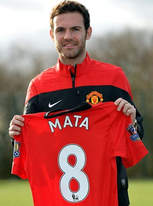 Juan Mata was a part of Spain's squad that won the 2010 World Cup and Euro 2012.