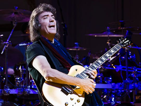 "Steve Hackett:  ""The lovely thing about music is that"