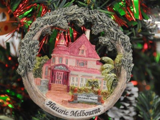 Zonta Club Christmas ornaments