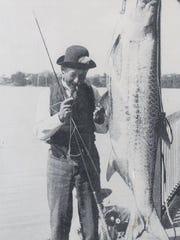 Once upon a time, giants like this roamed the Caloosahatchee estuary