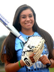 Brooke Yanez finished 19-0 with a 0.58 ERA in the circle,