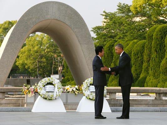 JAPAN-US-DIPLOMACY-WWII-HIROSHIMA