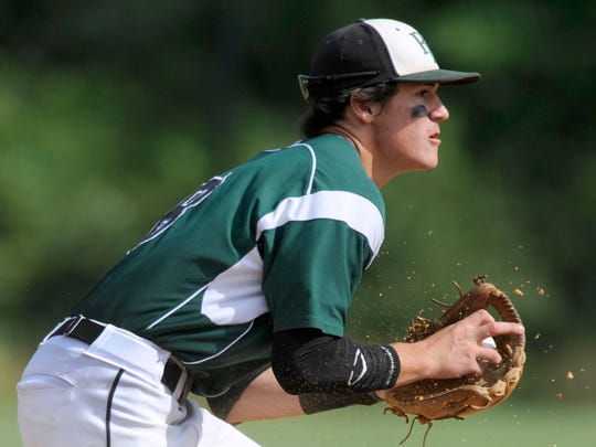 Parkside's Brady Shreeves will be relied on to be one