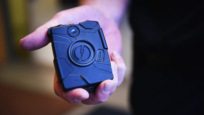 Gov. Scott Walker and lawmakers passeda state budget in September that included $591,000 for the Department of Corrections to purchase about 200 body cameras.