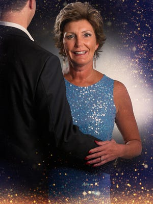 • Anne Schroeder, founder of Aprivé, will dance a swing routine. Schroeder is sponsored by the Grover Family Foundation and her charity is the Sharon S. Richardson Community Hospice.