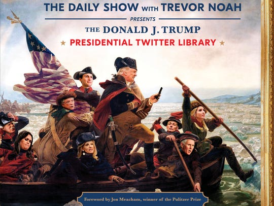 """The Daily Show with Trevor Noah Presents the Donald"