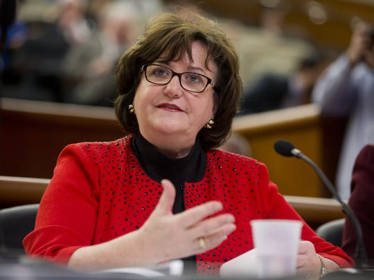 New York Education Commissioner MaryEllen Elia.